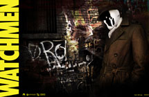 Rorschach Wallpaper