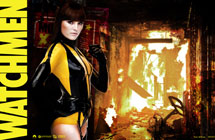 Silk Spectre II Wallpaper