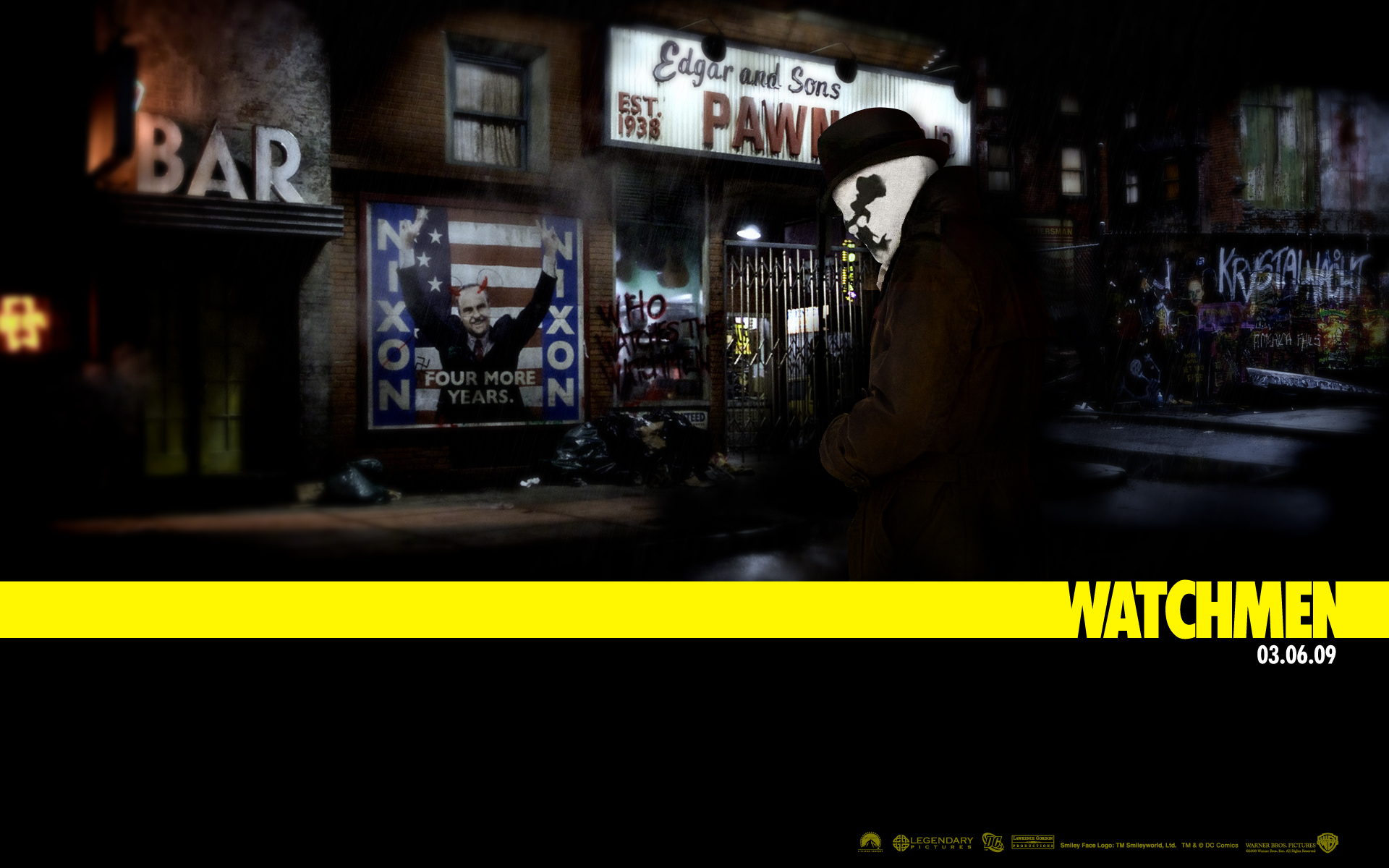 watchmen downloads | wallpapers | posters